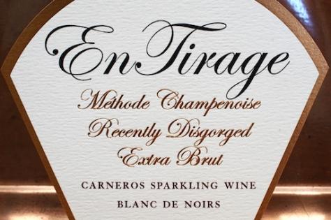 2010 En Tirage Blanc de Noirs label